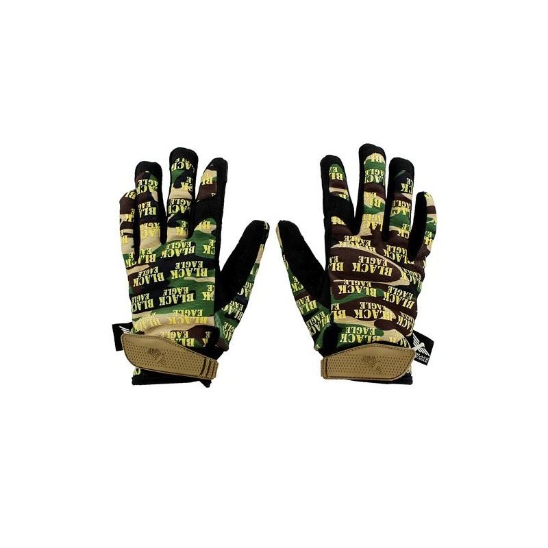 Gloves Commando Black Eagle Series XL