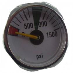 Manomètre 0 1500 Psi