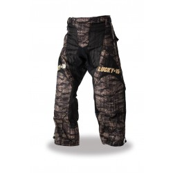 Limited Edition Lucky15 2015 Paintball Players Pants � Avalanche L