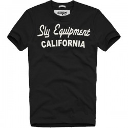 T-Shirt - Sly- Lifestyle California -Black XL