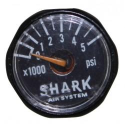 Mano 0-5000 Psi Shark