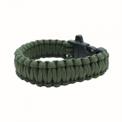Paracord Bracelet (Green)