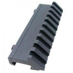 Rail picatinny 45 degré [Black Eagle]