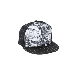 Planet Eclipse Cap Soldier- Black M L