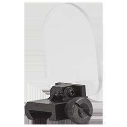 Optica - V Tactica Montado em Trilho Kit de Visao Protetor