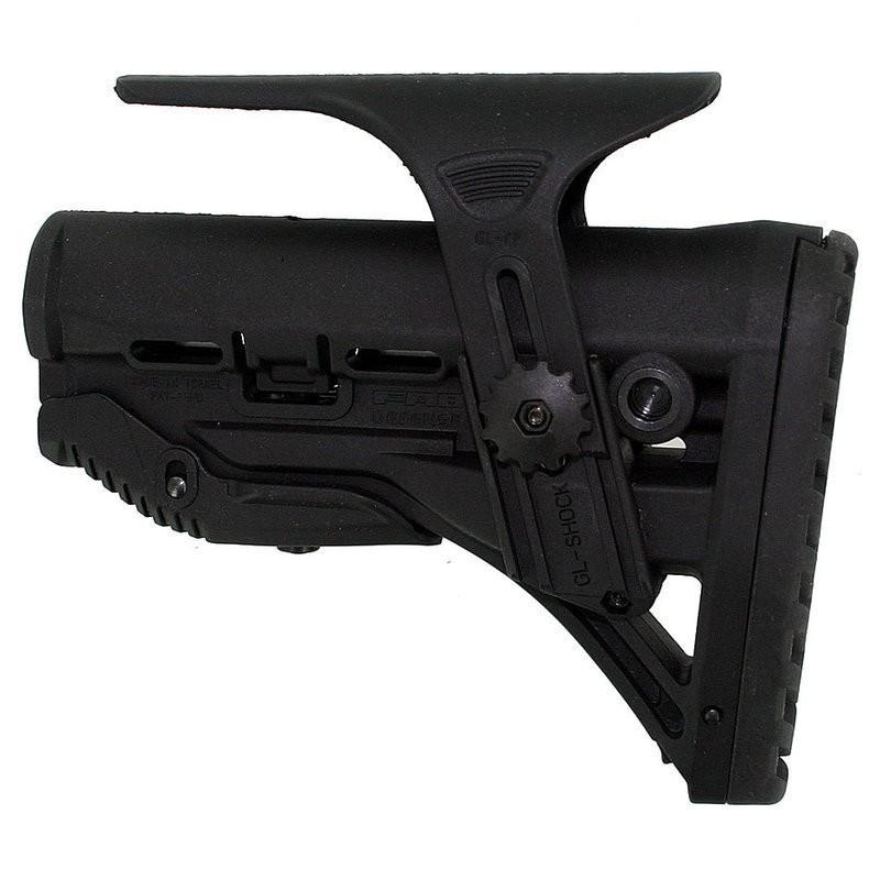 Adjustable FAB stock Black