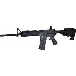 Réplique d'épaule, AEG, PL, CAA M4 Carbine, noire