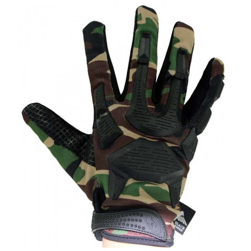 Airsoft Paintball Tactical gants CE M