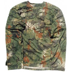 Airsoft Paintball Padded Shirt Mandrake Black Eagle Corporation