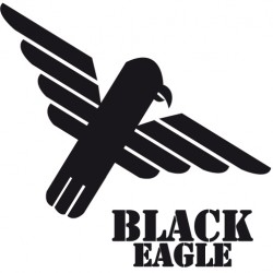Tour de Cou Black Eagle Noir