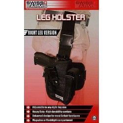 Holster SWISS ARMS de cuisse droite