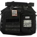 Sacoche SWISS ARMS Tactique Noire pour Ordinateur portable 17''