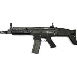FN SCAR noir electrique 6 mm chargeur metal 450BB's