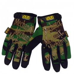 Airsoft Full Finger Tactical Safety Gloves XL