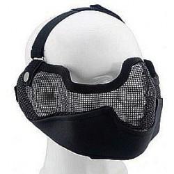 G2 Wire Mesh Mask Cheap version-BK