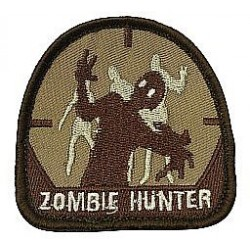 Patch Zombie Marron