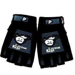 Guanti Extreme Rage Gloves Fingerless