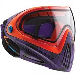 Paintball Maske DYE I4 UL Purple
