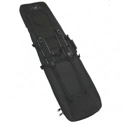 "48"" Dual Tactical Rifle Sniper Carry Case Gun Bag (600D)"