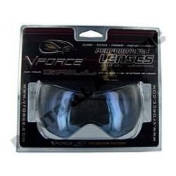 Ecran V-Force Grill Bleuté