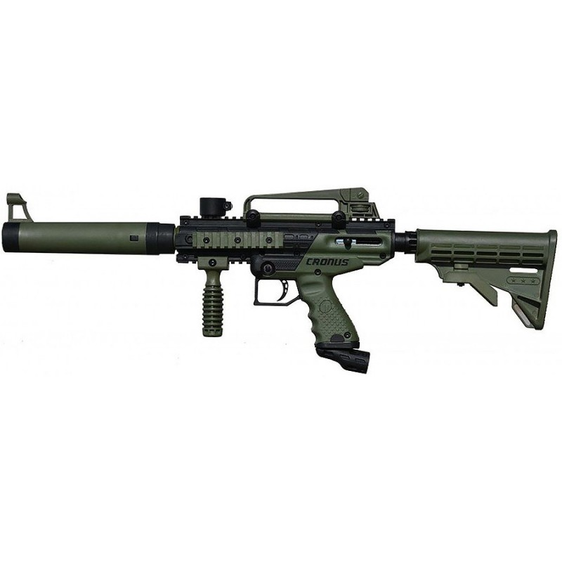 Lanceur paintball Tippmann cronus Tactical Olive