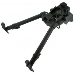 Universal barrel mount bipod