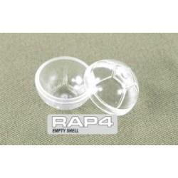 Empty Plastic Paintball Shell (.68) * 10 unités
