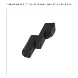 Tippmann Extended Magazine Release for TIPX/TCR