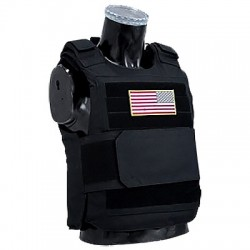 Black Hawk Down Body Tactical Armor Vest Plate Carrier Black