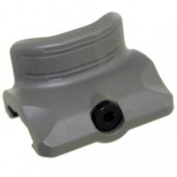 Tactical Gas Pedal for 22mm Rail Gun - Grey