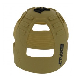 Tank cover grip Exalt 2011 Tan