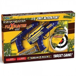 Stryke Zone Flexblaster Twin Pack Paintball pour enfant