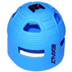 Paintball tank grip Exalt 2011 Cyan
