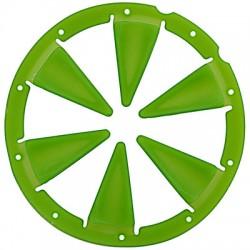 Exalt speed feed rotor GREEN