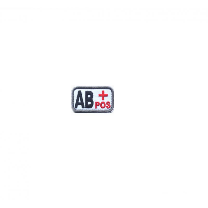 Patch AB+ POS NOIR