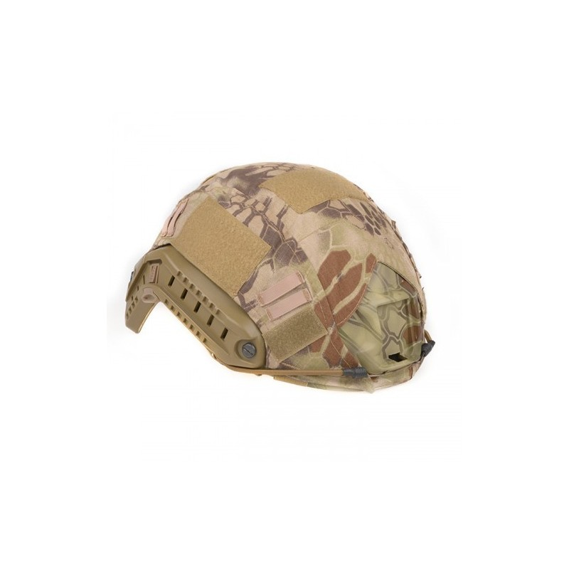 Helmet cover for FAST PJ, hld
