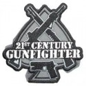 PATCH 21 CENTURY GUNFIGHTER DESERT