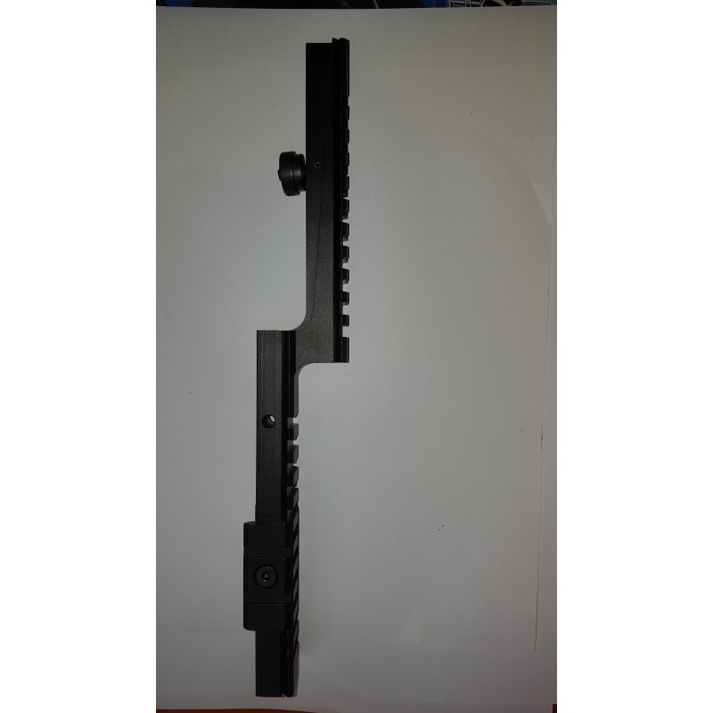 Rail long edition Black