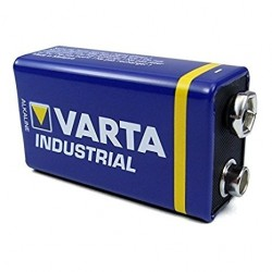 Pile 9V Varta industrial 6LR61