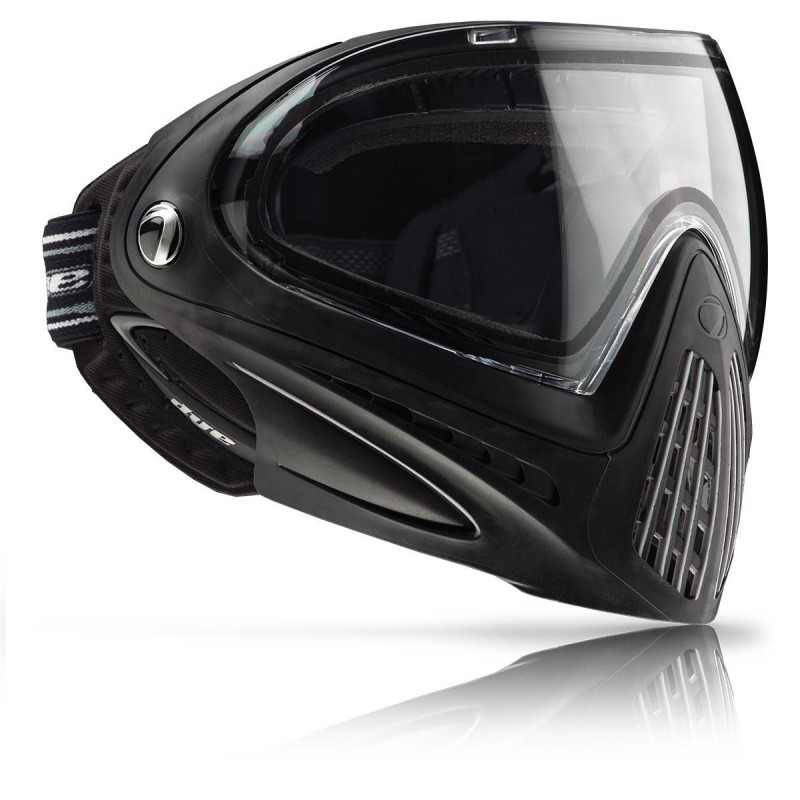 Paintball Maske DYE I5 Onyx Thermal schwarz