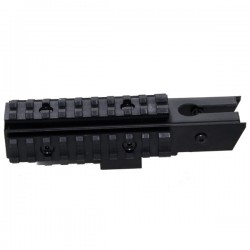 Tipp New A5 Bottom Rail [Black Eagle]