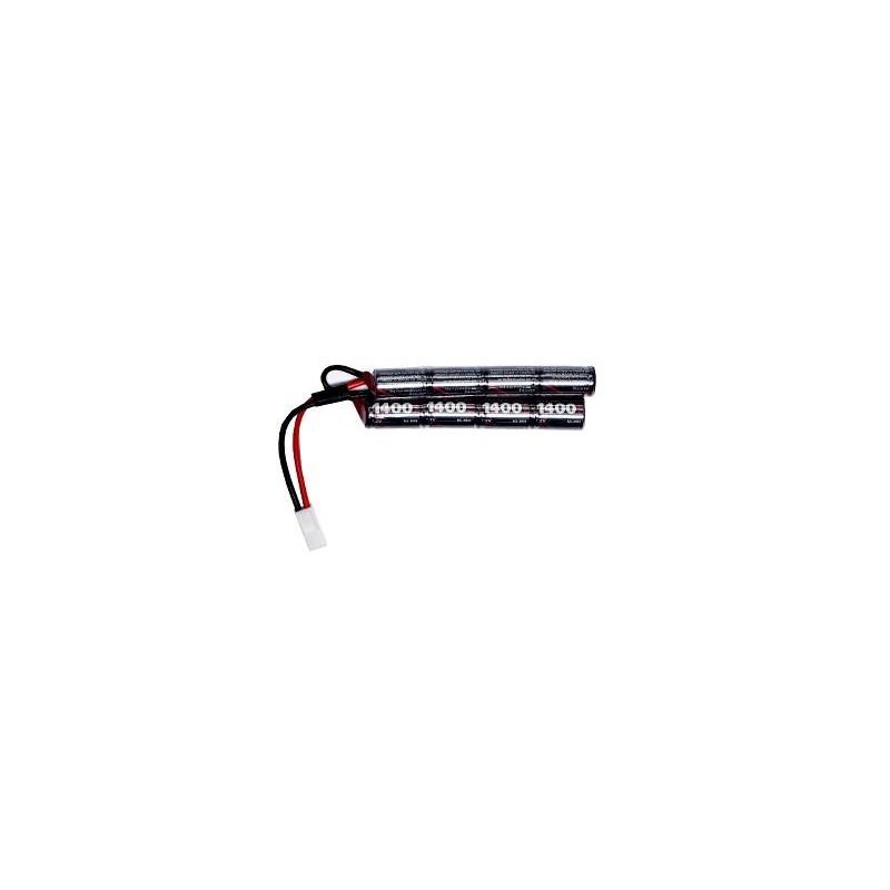 Batterie 9,6v 1400mAh, cranestock, NiMH