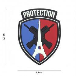 Patch 3D PVC Protection