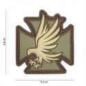 Patch 3D PVC Iron Eagle Coyote