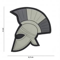 Patch 3D PVC Spartan