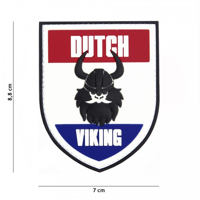Patch 3D PVC Dutch Viking