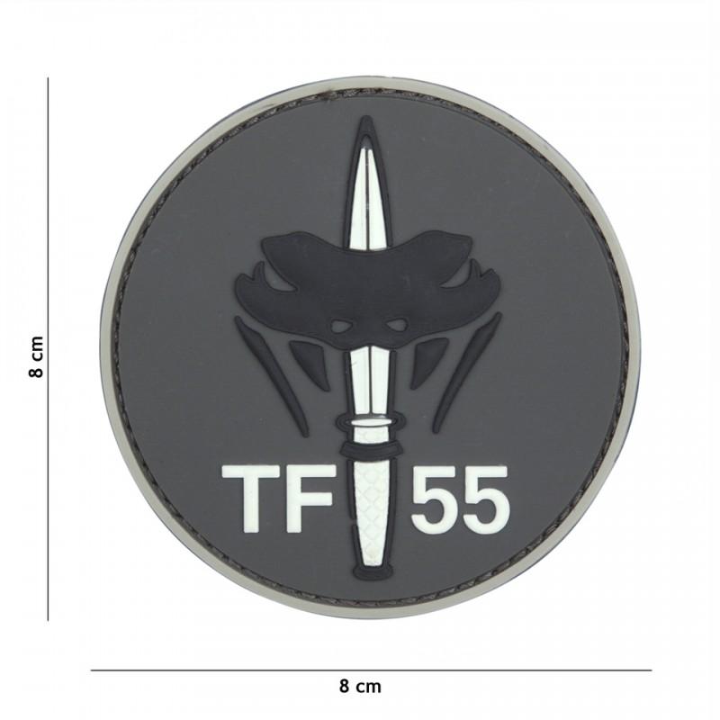 Patch 3D PVC TF-55
