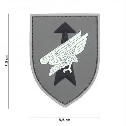 Patch 3D PVC German