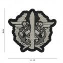 Patch 3D PVC Marines