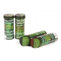 Camo Creme stick 2 bi-color